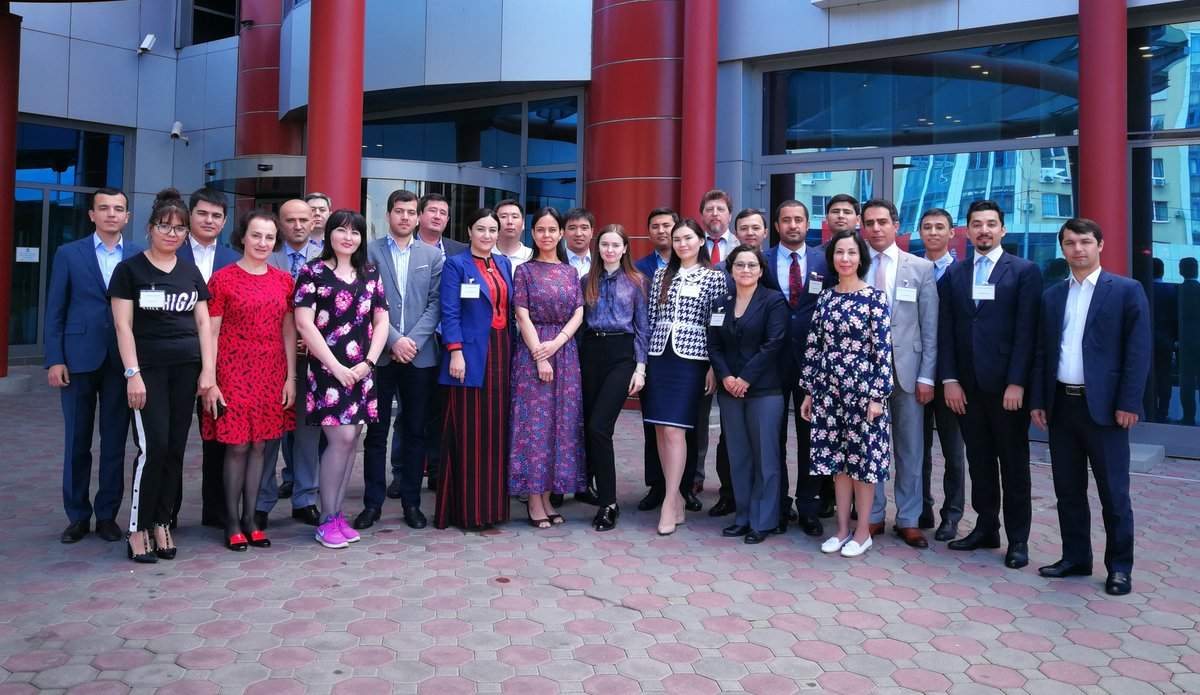 Training on preventive diplomacy in peacemaking, mediation and conflict resolution (Almaty, June 2018)