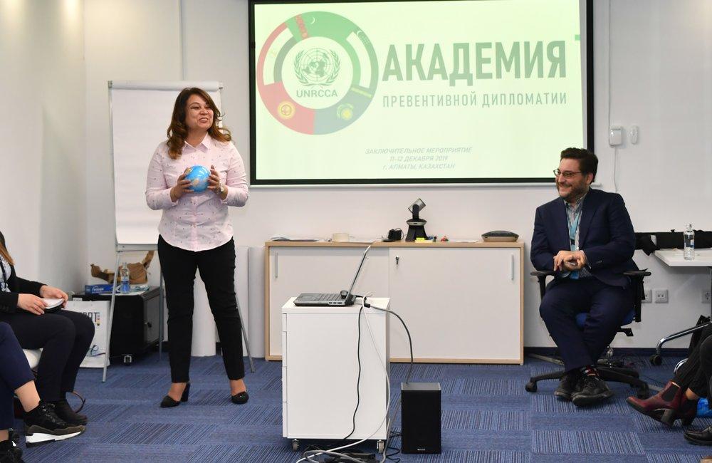11-12 December, 2019, Almaty, Kazakhstan
