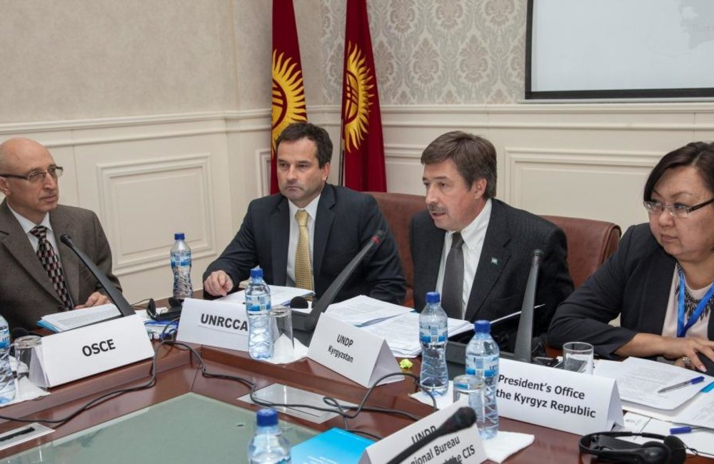 "Seminar ""The Impact of External Factors on Security and Development in Central Asia"", 9-10 December 2015, Bishkek"