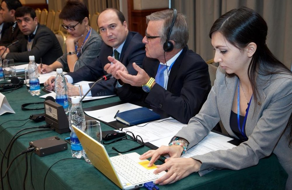 The Impact of Glaciers Melting on Water Resources in Central Asia in the Context of Climate Change, 8-9 November 2016, Bishkek