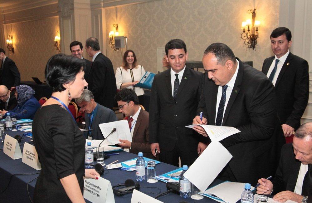 Regional Seminar, Almaty, Rixos Hotel, Photo #3