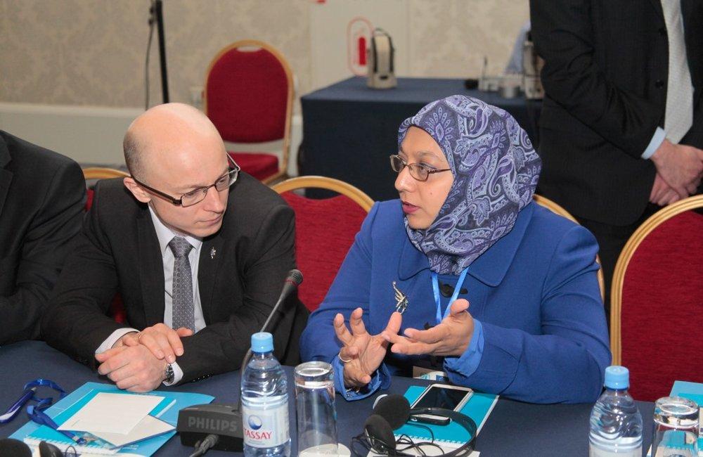 Regional Seminar, Almaty, Rixos Hotel, Photo #4