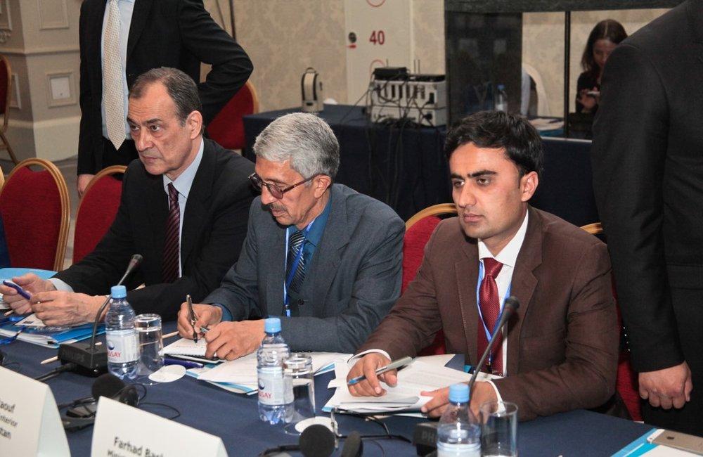Regional Seminar, Almaty, Rixos Hotel, Photo #7