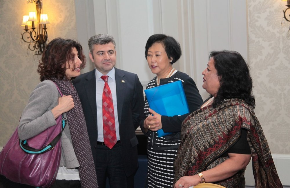 Regional Seminar, Almaty, Rixos Hotel, Photo #8