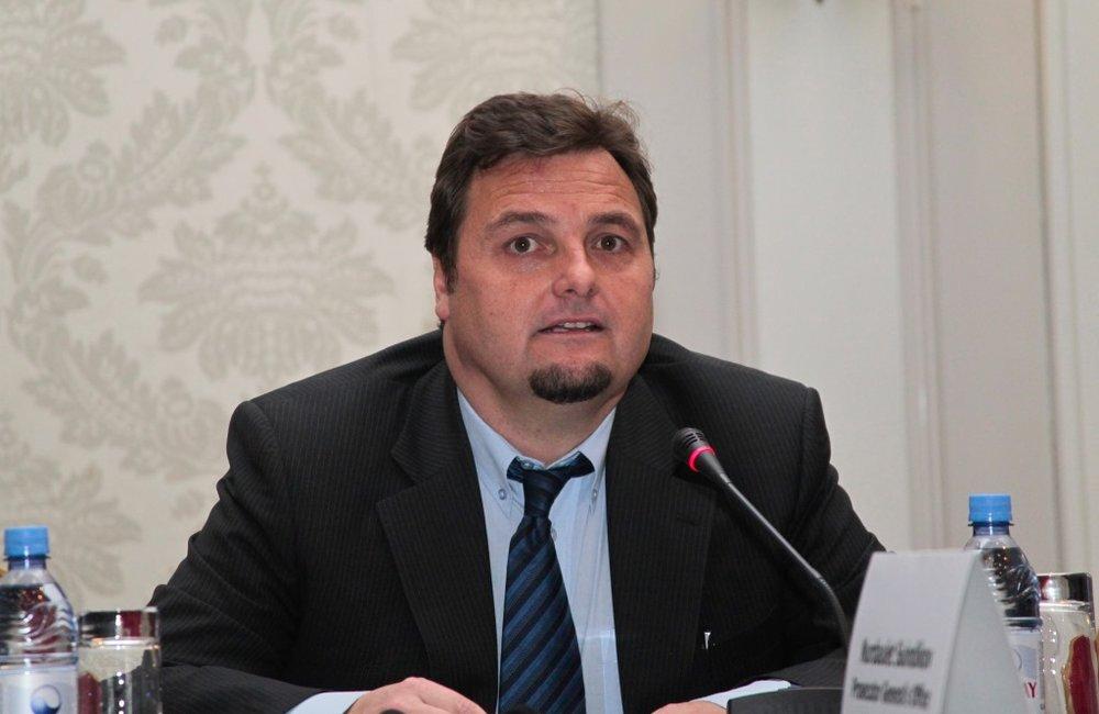 Regional Seminar, Almaty, Rixos Hotel, Photo #9