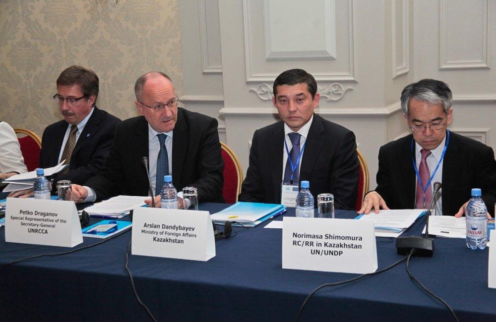 Regional Seminar, Almaty, Rixos Hotel, Photo #10