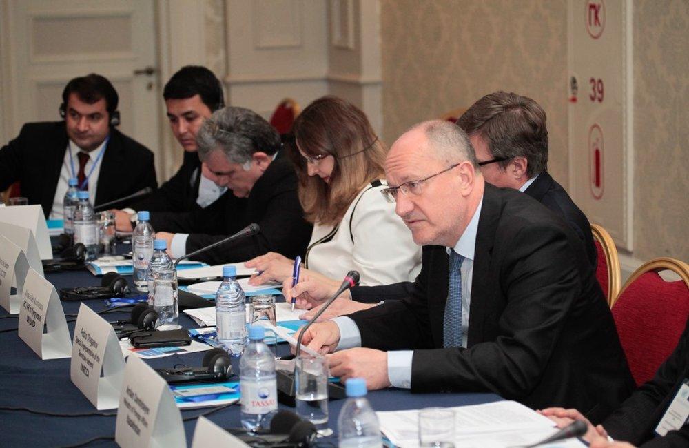 Regional Seminar, Almaty, Rixos Hotel, Photo #16
