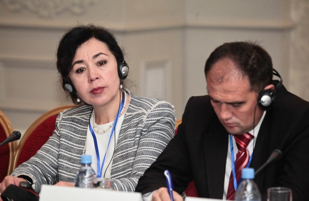 Regional Seminar, Almaty, Rixos Hotel, Photo #17