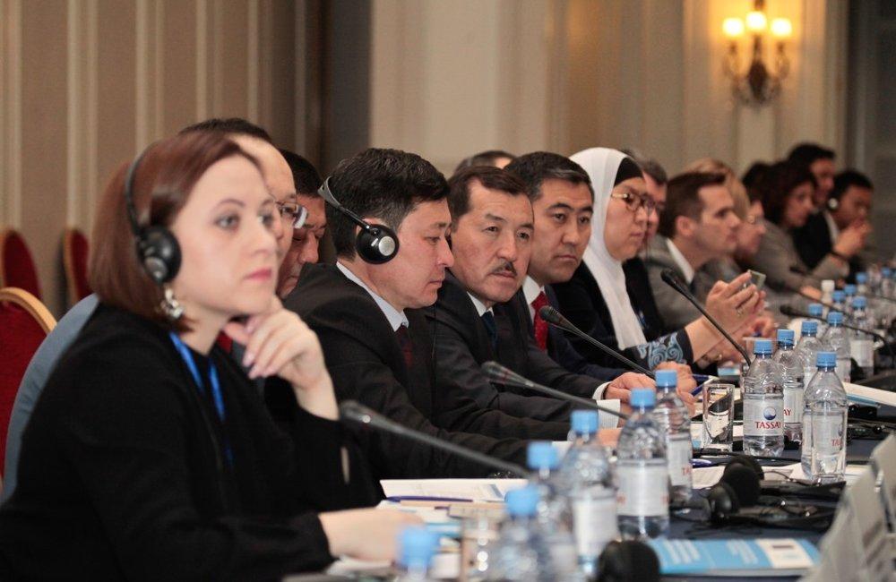 Regional Seminar, Almaty, Rixos Hotel, Photo #18