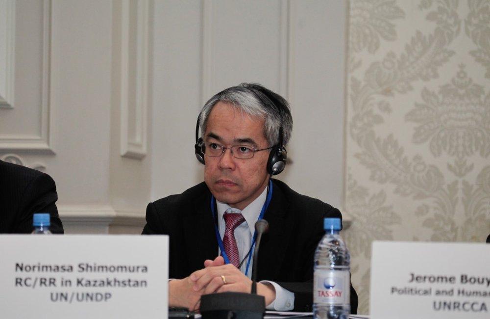 Regional Seminar, Almaty, Rixos Hotel, Photo #21