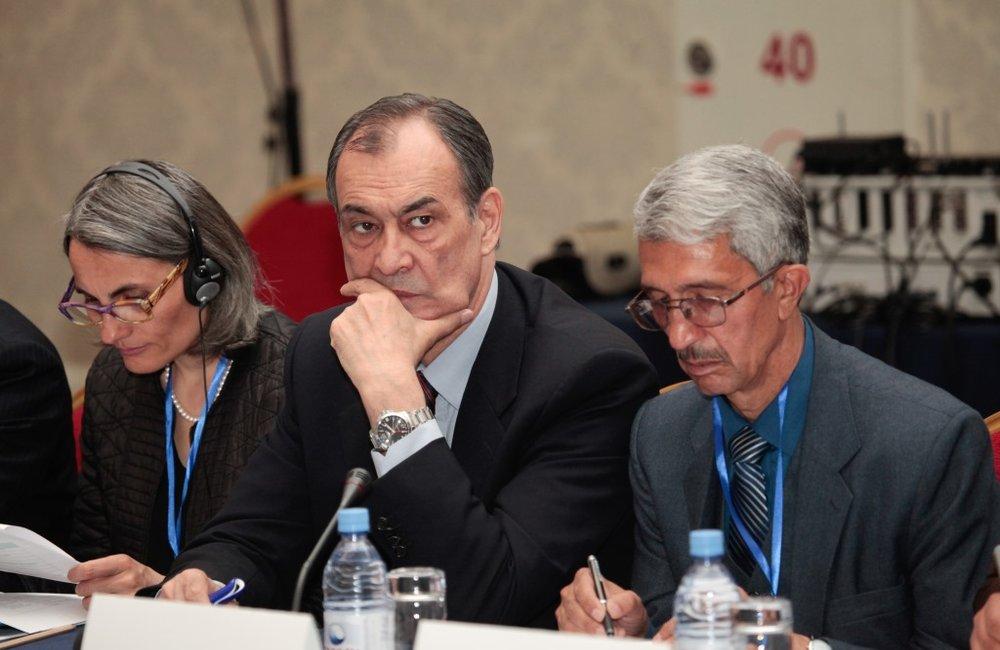 Regional Seminar, Almaty, Rixos Hotel, Photo #22