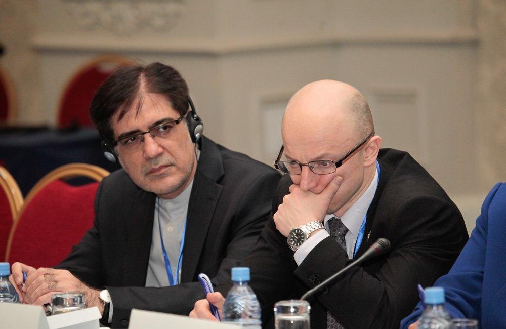 Regional Seminar, Almaty, Rixos Hotel, Photo #23