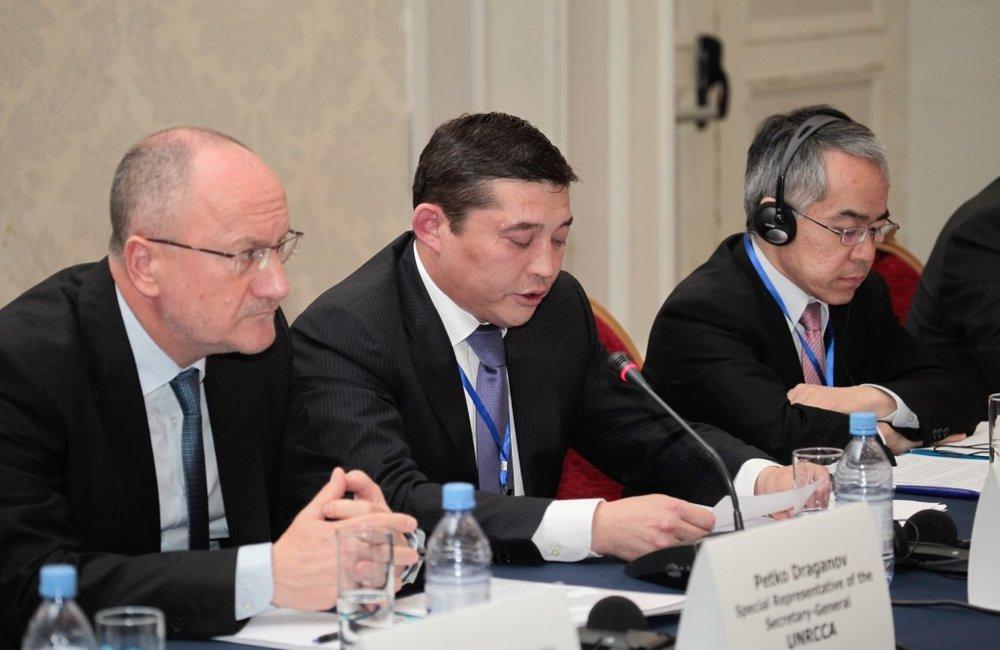 Regional Seminar, Almaty, Rixos Hotel, Photo #24