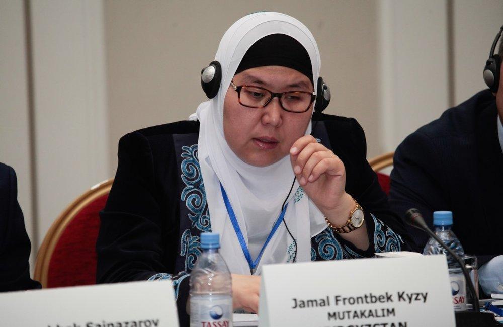 Regional Seminar, Almaty, Rixos Hotel, Photo #26