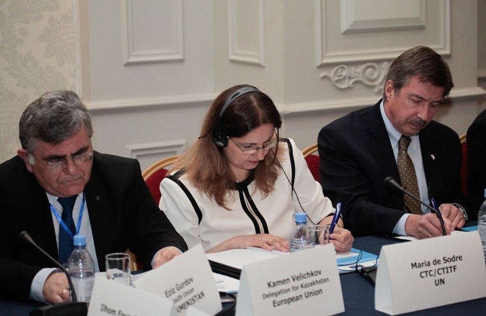 Regional Seminar, Almaty, Rixos Hotel, Photo #27