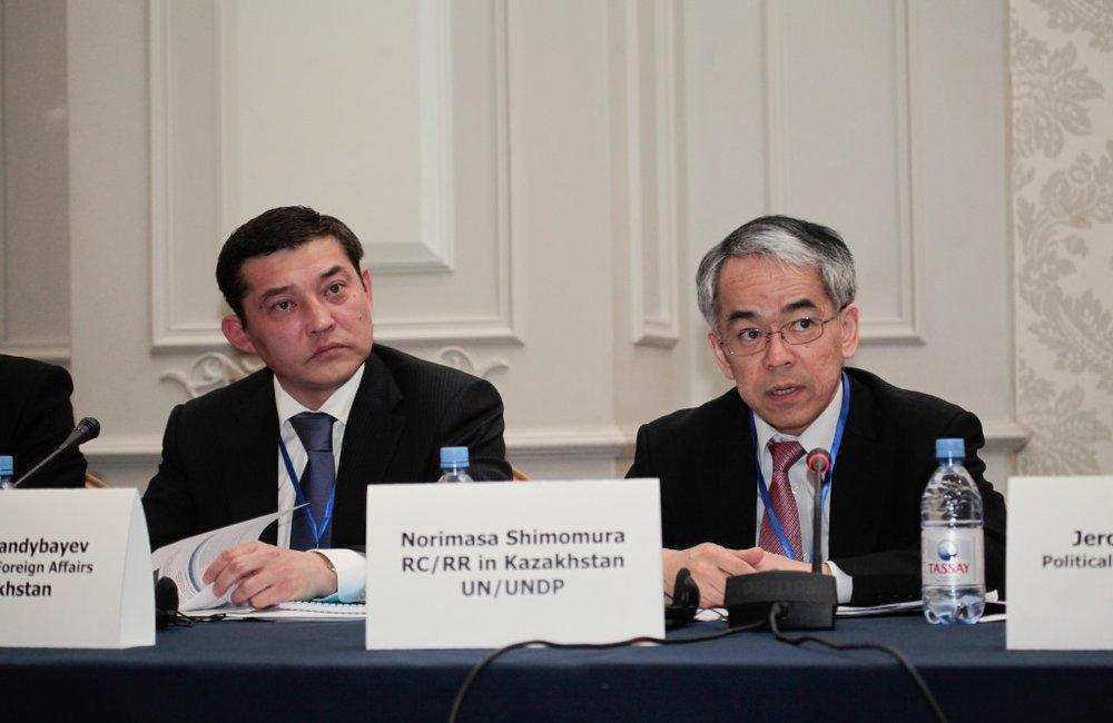 Regional Seminar, Almaty, Rixos Hotel, Photo #28
