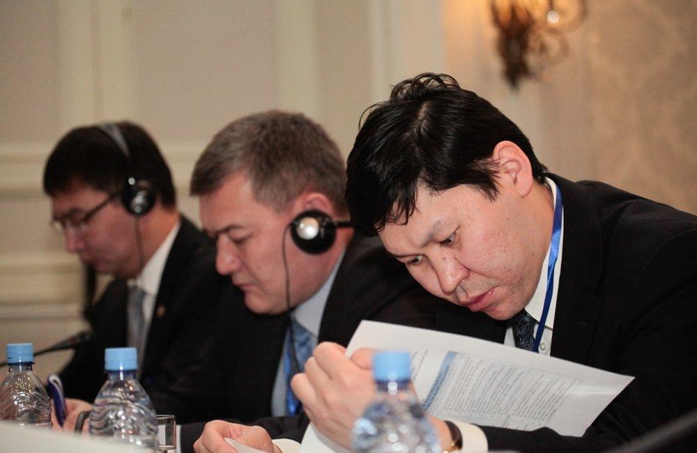 Regional Seminar, Almaty, Rixos Hotel, Photo #31