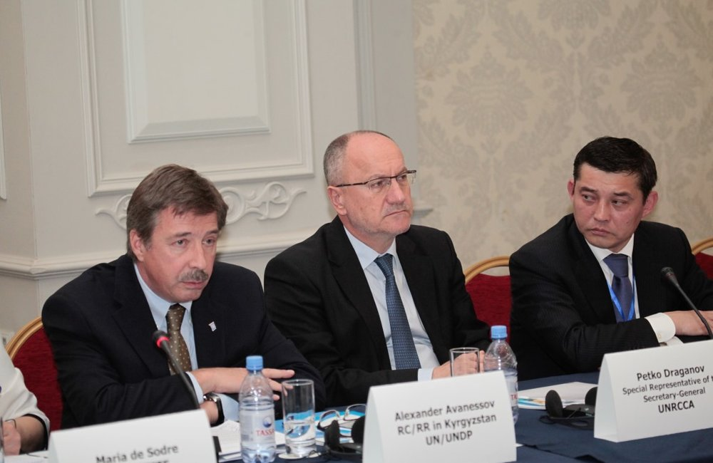 Regional Seminar, Almaty, Rixos Hotel, Photo #32