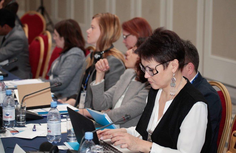 Regional Seminar, Almaty, Rixos Hotel, Photo #33
