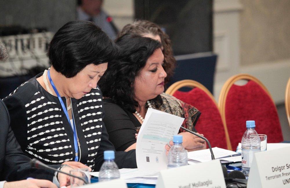 Regional Seminar, Almaty, Rixos Hotel, Photo #34