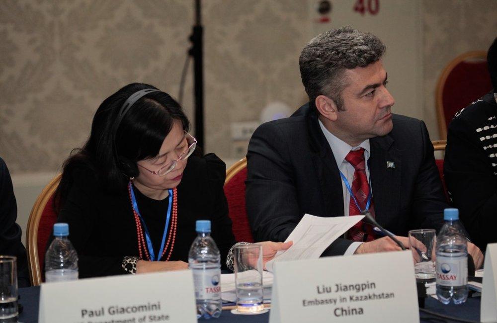 Regional Seminar, Almaty, Rixos Hotel, Photo #35
