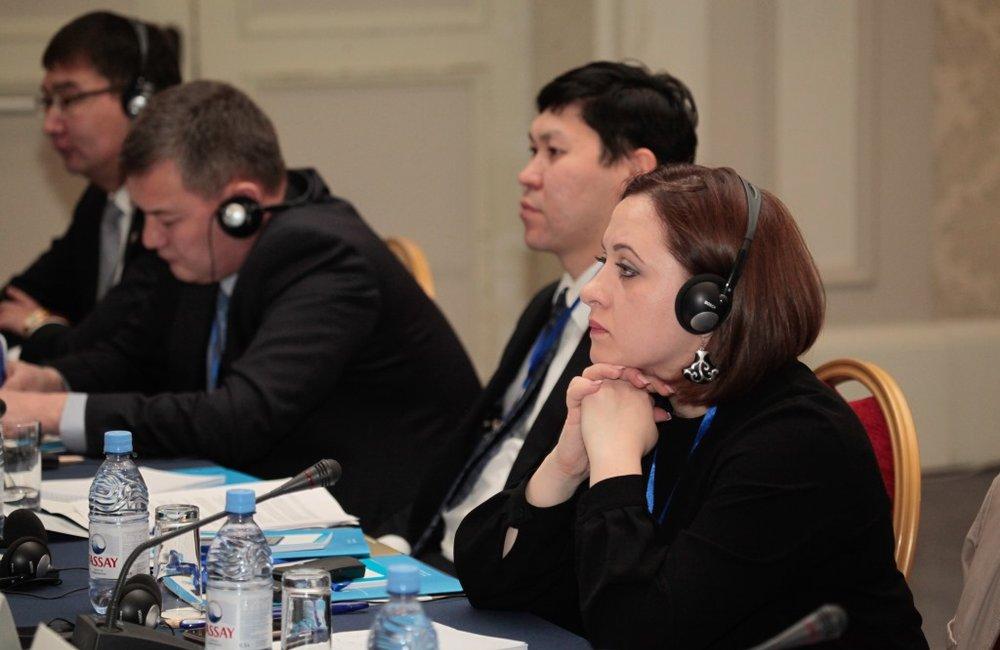Regional Seminar, Almaty, Rixos Hotel, Photo #37