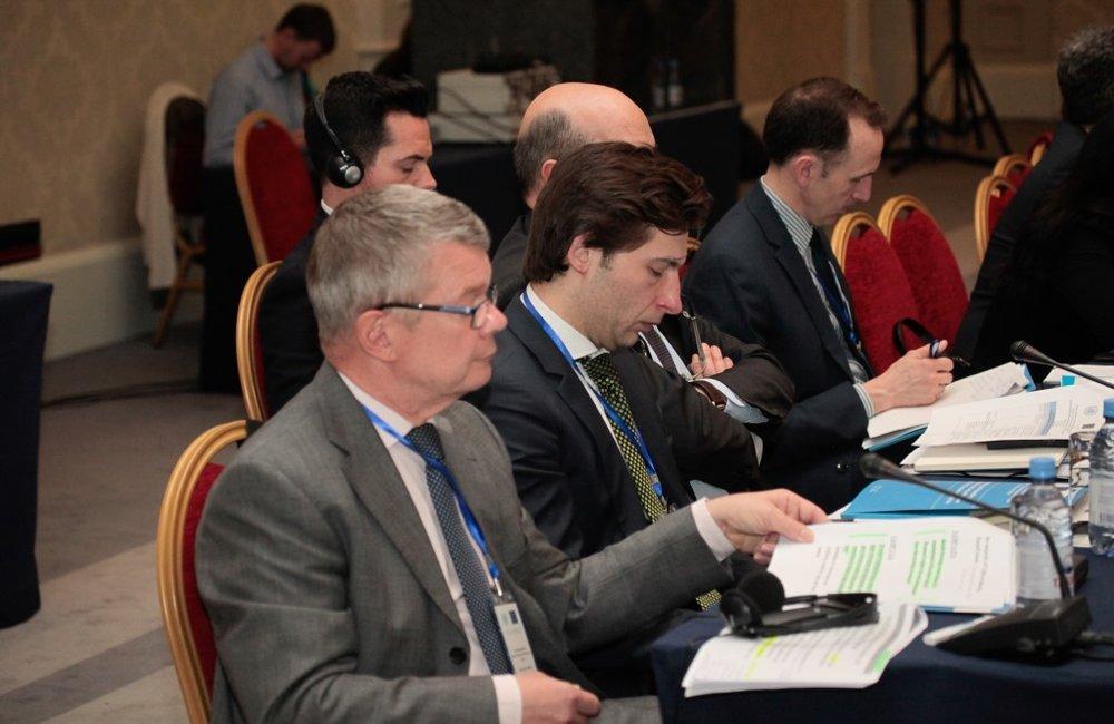 Regional Seminar, Almaty, Rixos Hotel, Photo #39