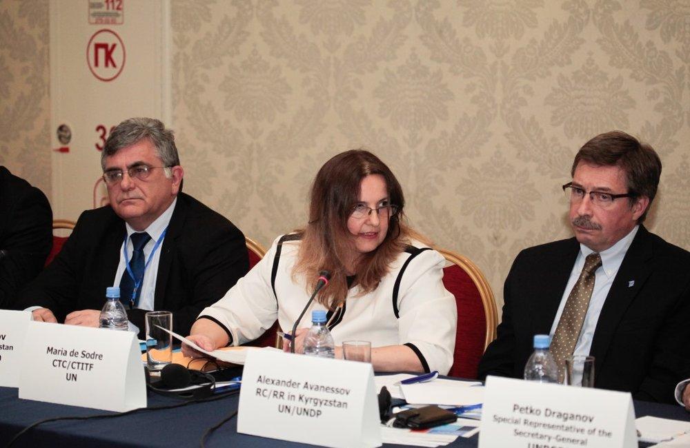 Regional Seminar, Almaty, Rixos Hotel, Photo #42