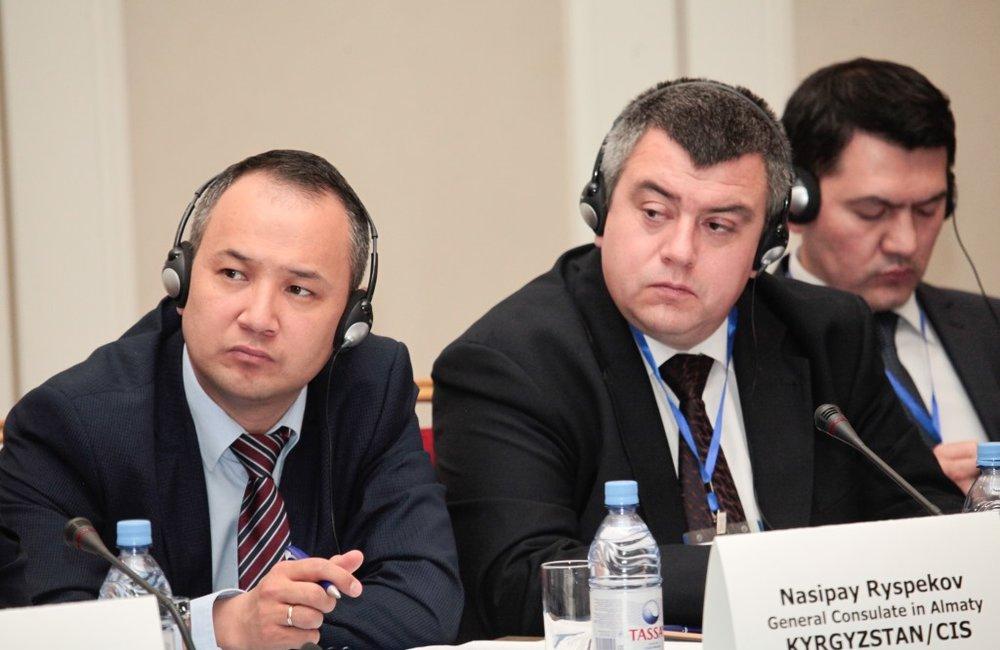 Regional Seminar, Almaty, Rixos Hotel, Photo #47