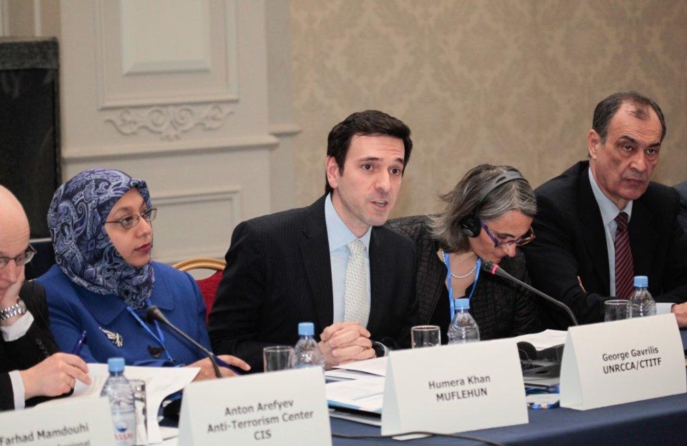 Regional Seminar, Almaty, Rixos Hotel, Photo #52