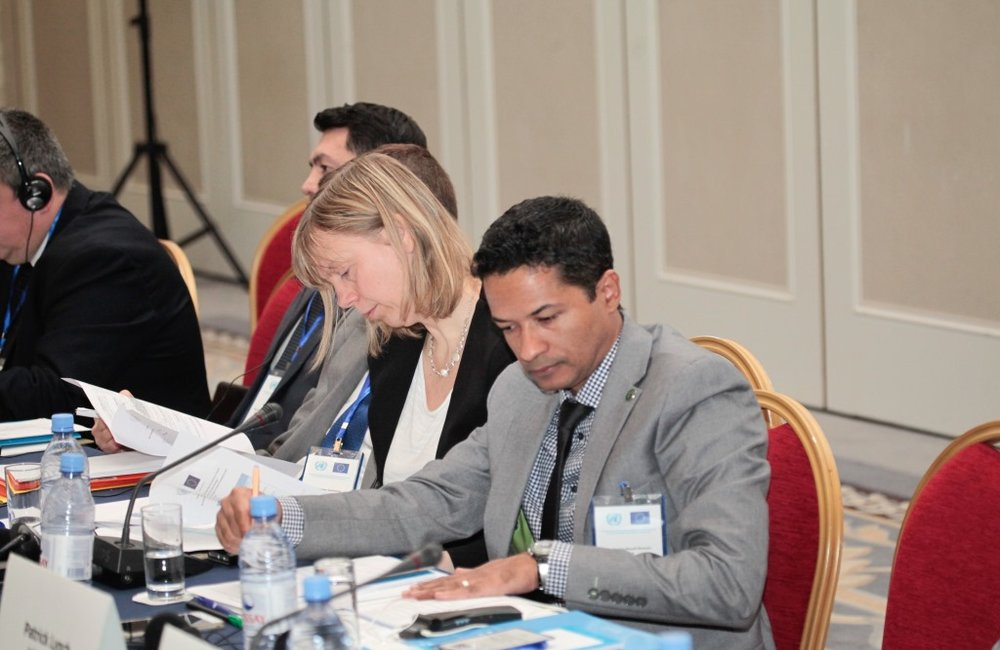 Regional Seminar, Almaty, Rixos Hotel, Photo #53