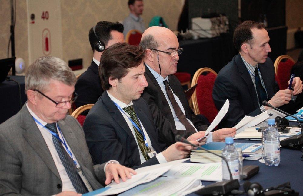 Regional Seminar, Almaty, Rixos Hotel, Photo #54