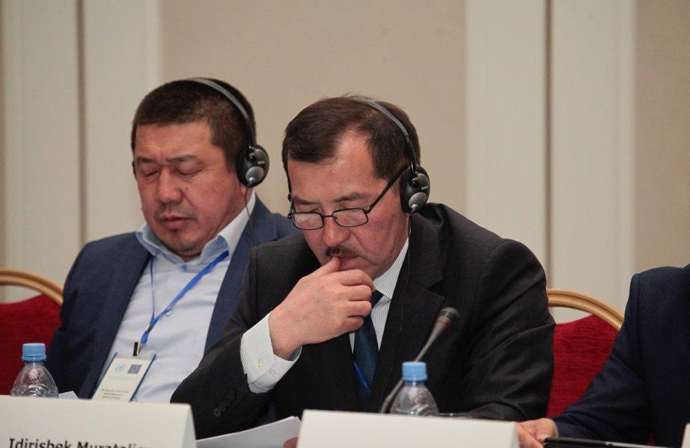 Regional Seminar, Almaty, Rixos Hotel, Photo #55