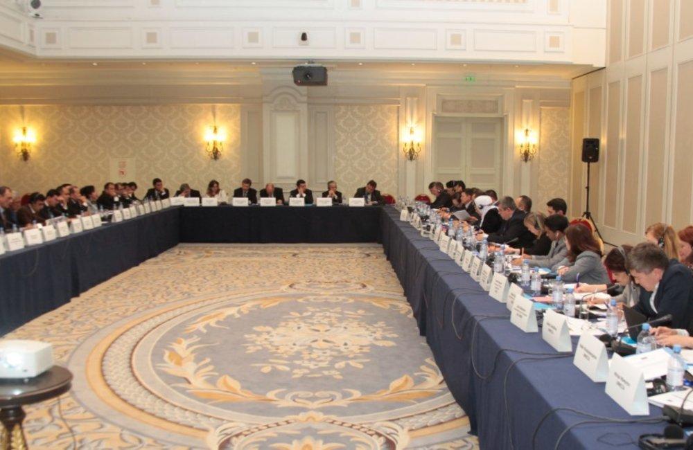 Regional Seminar, Almaty, Rixos Hotel, Photo #59