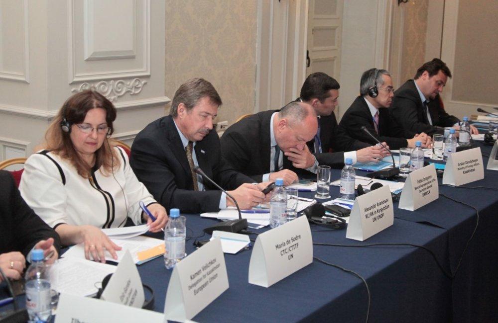 Regional Seminar, Almaty, Rixos Hotel, Photo #61