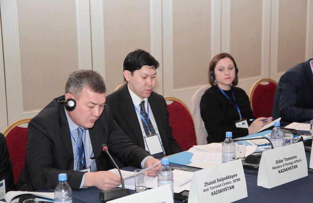 Regional Seminar, Almaty, Rixos Hotel, Photo #62