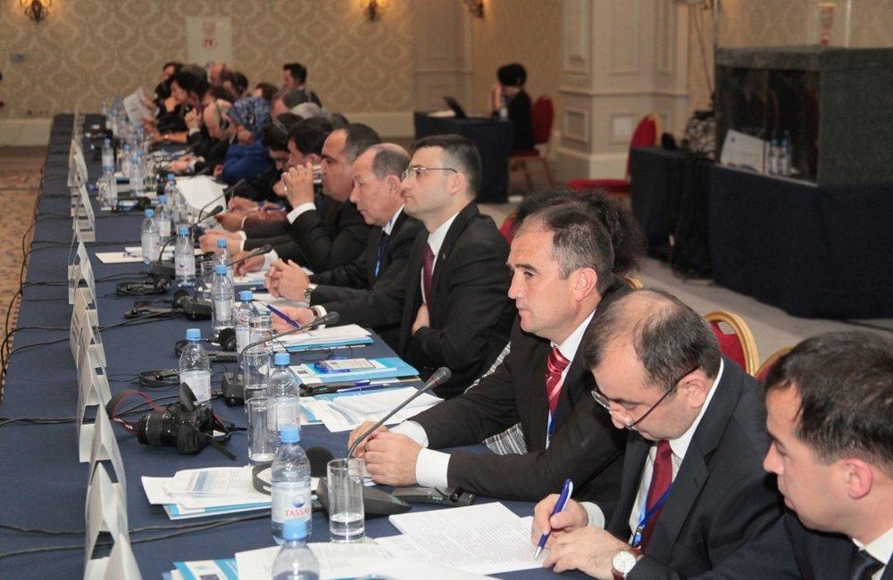 Regional Seminar, Almaty, Rixos Hotel, Photo #64