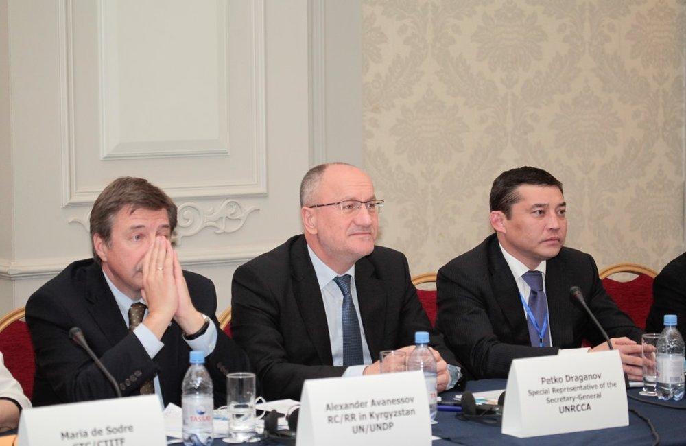 Regional Seminar, Almaty, Rixos Hotel, Photo #67