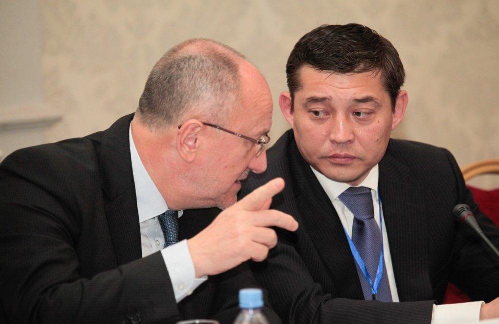 Regional Seminar, Almaty, Rixos Hotel, Photo #68