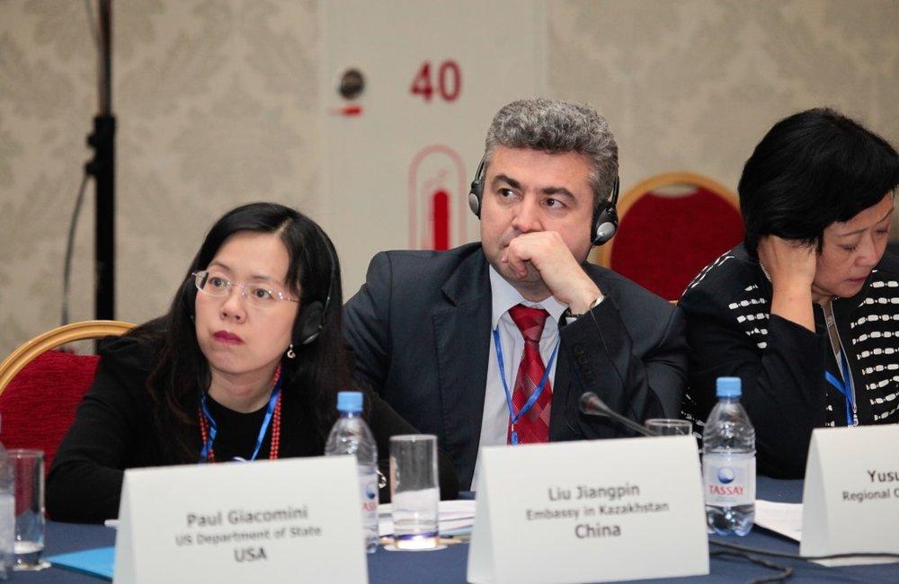 Regional Seminar, Almaty, Rixos Hotel, Photo #73
