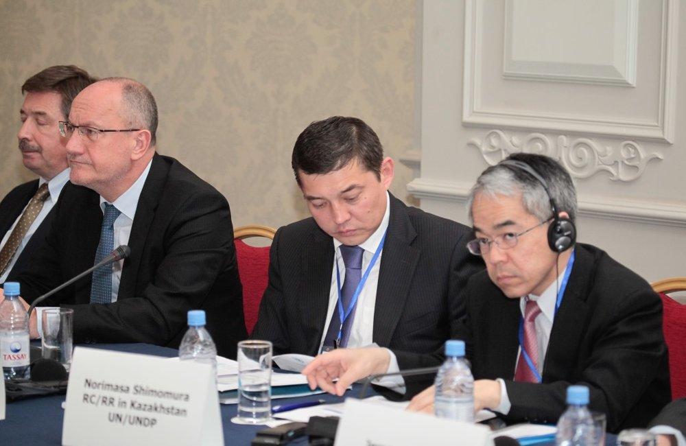 Regional Seminar, Almaty, Rixos Hotel, Photo #75