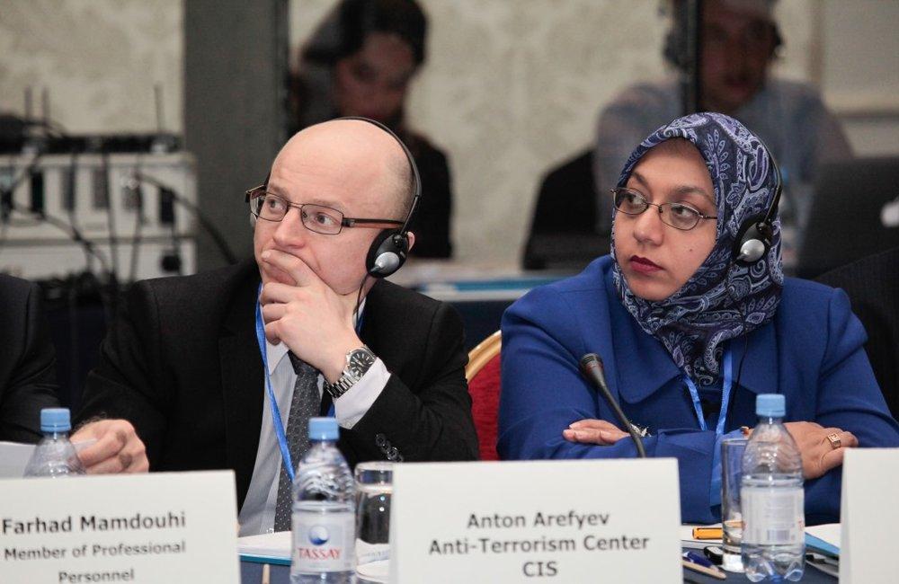 Regional Seminar, Almaty, Rixos Hotel, Photo #79