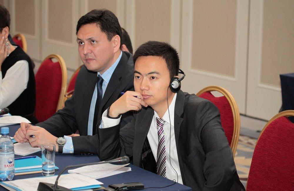 Regional Seminar, Almaty, Rixos Hotel, Photo #81