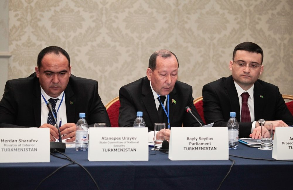 Regional Seminar, Almaty, Rixos Hotel, Photo #87