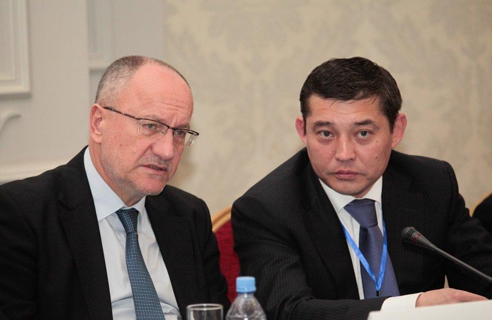 Regional Seminar, Almaty, Rixos Hotel, Photo #88