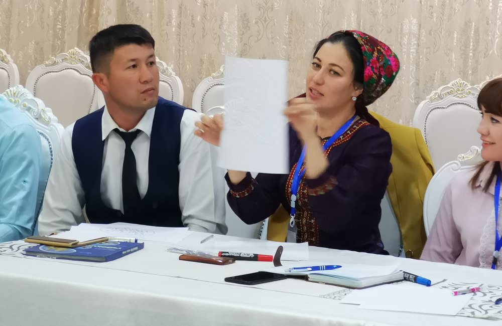 30-31 October, 2019, Turkmenabad, Turkmenistan