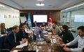 UNRCCA CONDUCTS SECOND COORDINATION MEETING ON PVE/CT ACTIVITIES IN CENTRAL ASIA