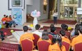 UNRCCA HOLDS INTERNATIONAL VOLUNTEER DAY EVENT IN ASHGABAT