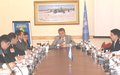 Training on Preventive Diplomacy for Young Diplomats from Central Asian States