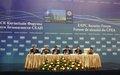 SRSG Miroslav Jenča speaks at the Euro-Atlantic Partnership Council Security Forum